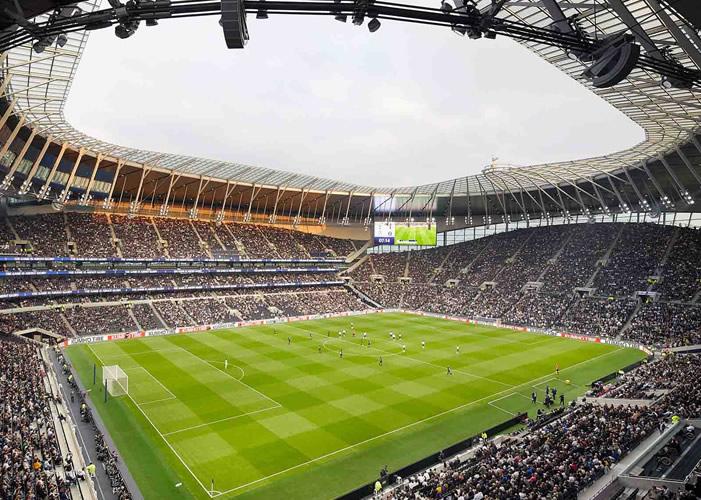 Tottenham Stadium Tour Skywalk - Tottenham Hotspur Stadium ...