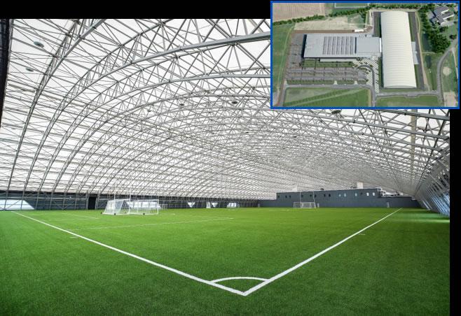 National Indoor Arena in Dublin